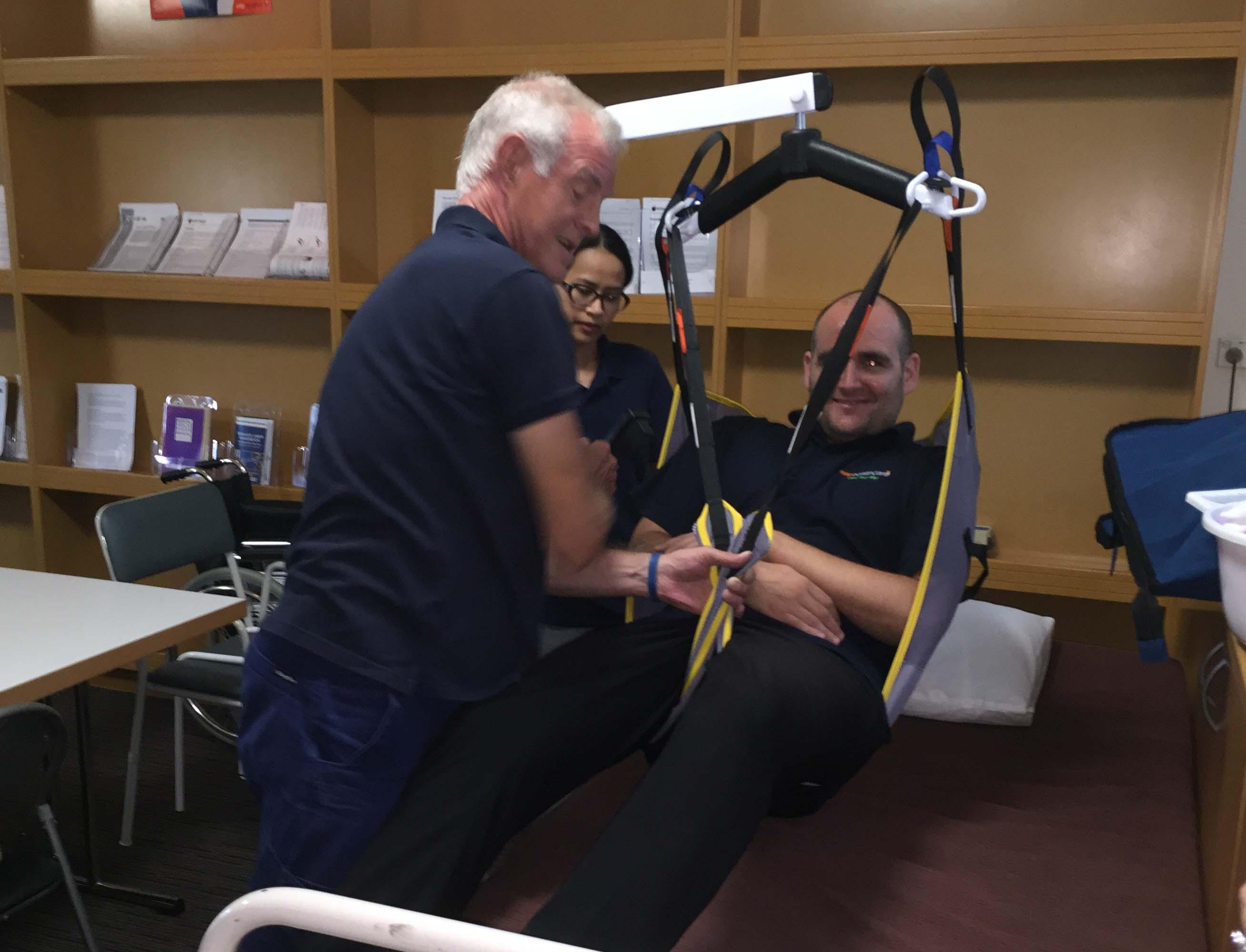 Training 1 - Sydney Home Care - ESP Healthcare
